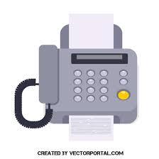 Fax Machine Download At Vectorportal