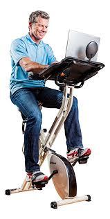 fitdesk 2 0 desk exercise bike with massage bar