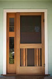 Diy Screen Door Kit Custom Wood Screen Door Kit Dors And Windows Decoration