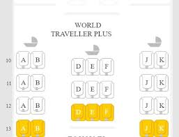 British Airways Flight 282 Seating Chart British Airways Direct Routes From The U S Plane Types