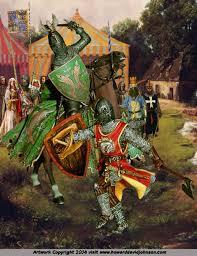 sword lancelot heraldry tournament
