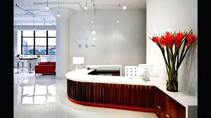 wall design ideas for office. Exciting Office Reception Desk Designs Awesome Design Ideas Part Inspirations Creative Wall For