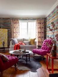 artsy room eclectic living room by calico charming eclectic living room ideas