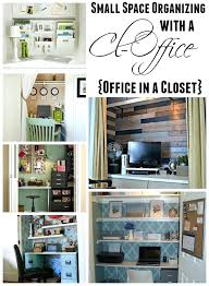 Office closet organizer Office Supply Closet Office Get Organized In Small Space With Office Closet The Happy Home Office Closet Office Entonsthenclub Closet Office Closet Office Diy Thephilbeckteamcom
