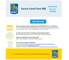 secure email rbc