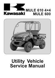 kaf400 mule 600 610 4x4 '05 service manual 610 mule wiring diagram 610 Mule Wiring Diagram #28