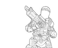 Nerf Gun Coloring Pages At Getdrawingscom Free For Personal Use