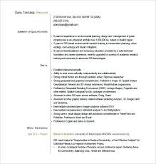 Environmental Project Manager Resume J2ee Project Manager Resume