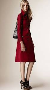 fashion royalty nu face giselle dark r ce r ce dark and face silk faille trench coat dark plum pink burberry