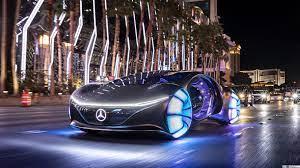 Mercedes-Benz Vision AVTR (Avatar ...
