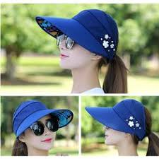 <b>Hot Sale</b>><b>Women</b> Foldable Bowknot Empty Wide Brim Beach <b>Sun</b> ...