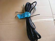 johnson outboard wiring harness johnson evinrude wire wiring harness 27 feet omc outboard marine boat