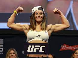 UFC's Miesha Tate looks ripped ahead of ...