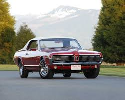 Say hello to the first Mercury Cougar... ever