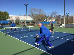 pickleball court size mercer county opens pickleball courts at tennis center