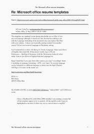 Job Resume Templates Microsoft Word 2010 Luxury Resume Tools For Mac