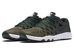 nike training shoes. michigan state spartans nike ncaa train speed 4.0 amp week zero training shoes