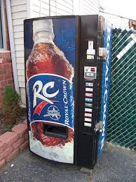 Rc Cola Vending Machine Extraordinary RC Cola Bottle Vending Machine A Photo On Flickriver