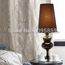 modern nordic style blackwhitesilvergold bedroom guards metal table lamps lights black white style modern bedroom silver
