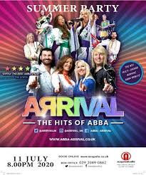 <b>Arrival</b> (The UK's Leading <b>Abba</b> Tribute Band) Cardiff Pentyrch ...