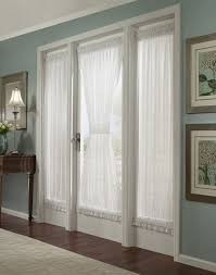 white french door curtains ideas 46