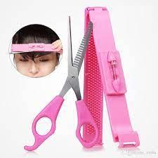 fringe bangs hair cutter diy guide
