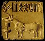indus Valley Civilization Writing