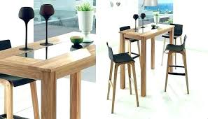 Tabouret Table Haute Lot Table Bar 2 Tabours P Table Haute Avec