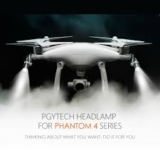 Light Phantom Pgytech New Headlamp Light For Dji Phantom 4 Pro 4 Series