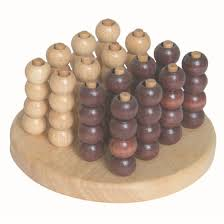 Wooden Bead Game Beauteous Brain Twists Wooden Bead Game With Round Base Buy Beads Game With