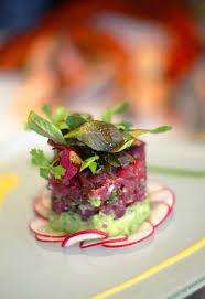 Big-eye tuna tartare Recipe - Los ...