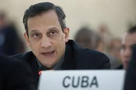 RODOLFO REYES, DELEGADO CUBANO EN LA COMISIÓN DE DDHH DE NACIONES UNIDAS EN GINEBRA - 90018220120602083346873