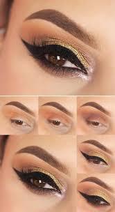 wedding makeup for brown eyes golden dess romantic wedding makeup tutorial for brown eyes