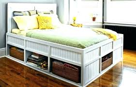 Affordable Bed Frames With Storage Cheap Bed Frame Bed Frame With ...