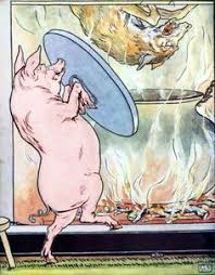 original versions of children s fairy tails are actually grim and disturbing three little pigs sleeping beauty etc here s what really happened