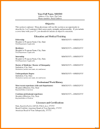 Medical Resume Template Free Cover Letter Ultimate Medical Resume Format Sample Also Cv 50
