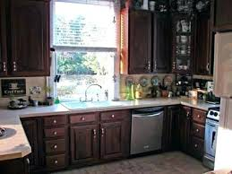 brown painted kitchen cabinets. Stirring Brown Painted Kitchen Cabinets Kitchenaid Blender