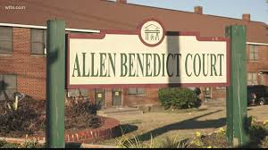 Housing Authority hopes to demolish Allen Benedict Court property by end of  summer | wltx.com