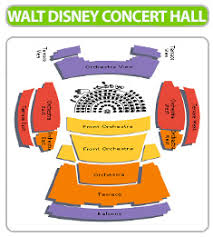 Seating Chart For Disney Hall Disney Concert Hall Seating Bass Performance Hall Seating