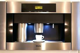 in wall espresso machine built in the wall coffee maker and espresso  machines built in the