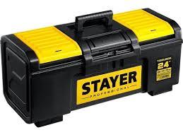 Купить <b>ящик для инструментов STAYER</b> Professional TOOLBOX ...