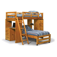 Kids Loft Bed With Desk The Wooden Floor Creative Storage Bump Beds  Childrens Bed Desk Combo The Pink Wall Paint