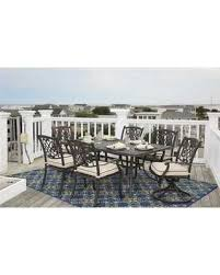 deal alert magdalen collection od 564 rect4c2sc 7 piece outdoor design of patio furniture 7 piece dining set