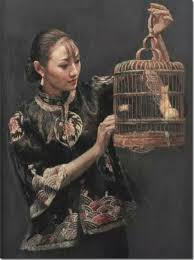 ningbo was a famous chinese classic style painter art director and director