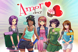 Blog de amoamordoce : Loucas por Amor Doce, Amor Doce - Personagens