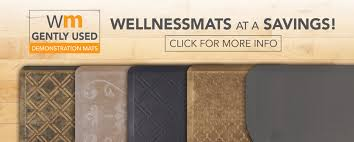 Cushioned Floor Mats For Kitchen Wellnessmats