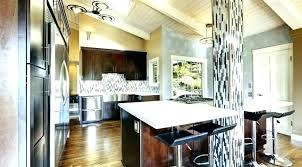 kitchen lighting vaulted ceiling. Kitchen Vaulted Ceiling Lighting Ideas Cathedral F