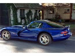 1996 Dodge Viper for Sale | ClassicCars.com | CC-1021667
