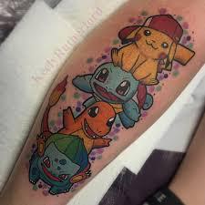 Tetování Geometrie Zvířata