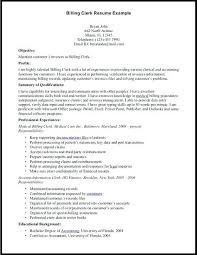 Billing Clerk Resume Custom Medical Billing Clerk Job Description Job Resume Tips Medical Resume